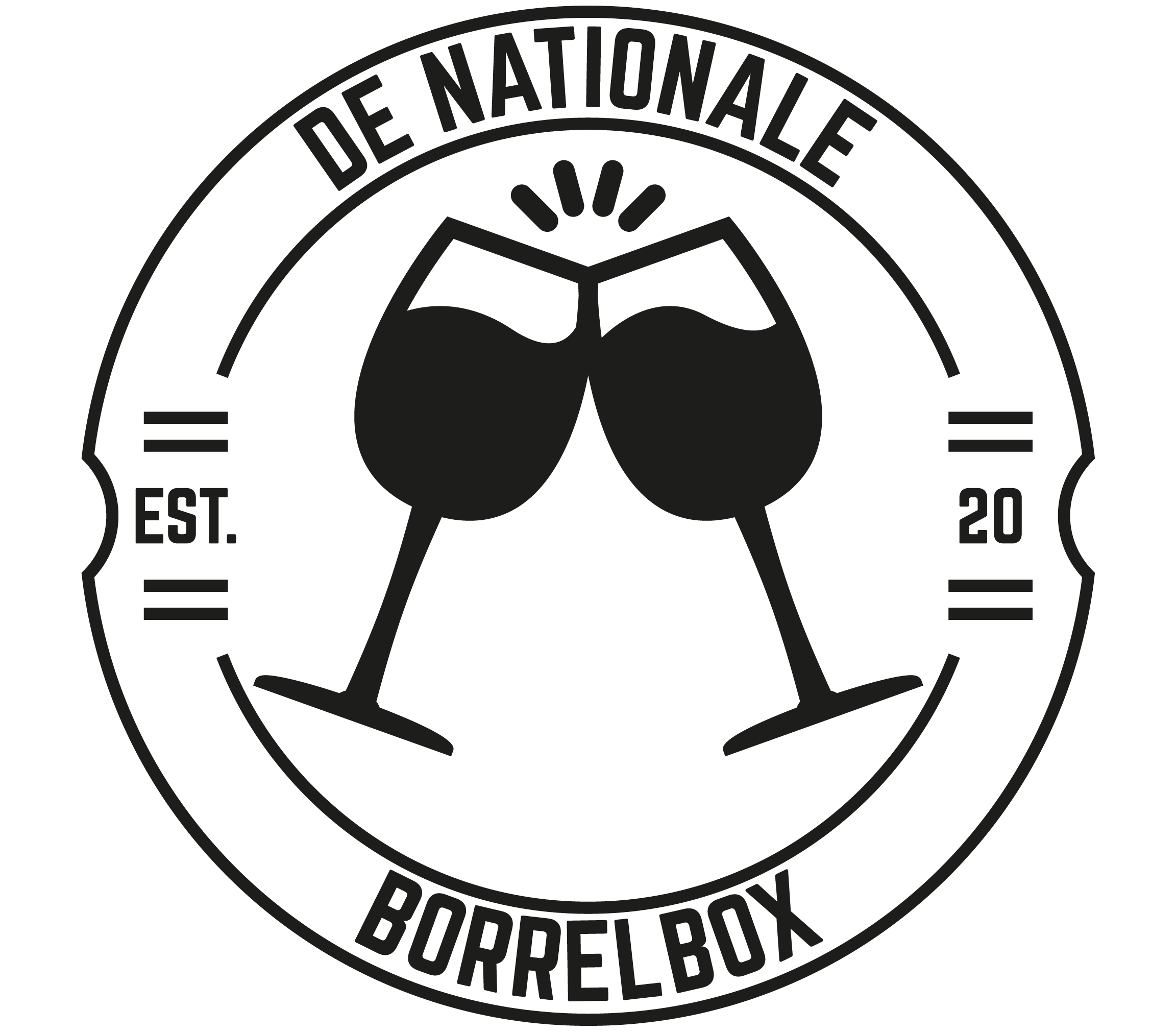 Nationale Borrel Box